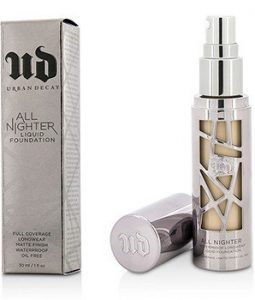URBAN DECAY ALL NIGHTER LIQUID FOUNDATION - # 3.0  30ML/1OZ