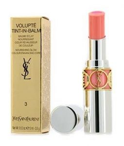 YVES SAINT LAURENT VOLUPTE TINT IN BALM - # 3 CALL ME ROSE  3.5G/0.12OZ