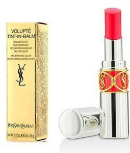 YVES SAINT LAURENT VOLUPTE TINT IN BALM - # 9 TEMPT ME PINK  3.5G/0.12OZ