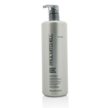 PAUL MITCHELL FOREVER BLONDE SHAMPOO (INTENSE HYDRATION - KERACTIVE REPAIR)  710ML/24OZ