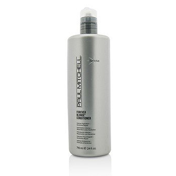 PAUL MITCHELL FOREVER BLONDE CONDITIONER (INTENSE HYDRATION - KERACTIVE REPAIR)  710ML/24OZ