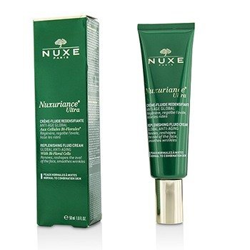 NUXE NUXURIANCE ULTRA GLOBAL ANTI-AGING REPLENISHING FLUID CREAM - NORMAL TO COMBINATION SKIN  50ML/1.6OZ