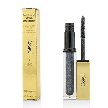 YVES SAINT LAURENT MASCARA VINYL COUTURE - # 7 I'M THE STORM L7980800  6.7ML/0.21OZ