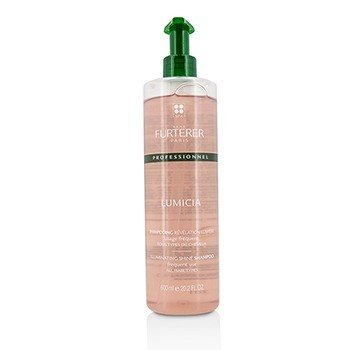 RENE FURTERER LUMICIA ILLUMINATING SHINE SHAMPOO - FREQUENT USE, ALL HAIR TYPES (SALON PRODUCT)  600ML/20.2OZ