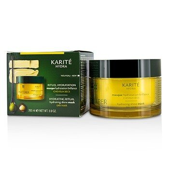 RENE FURTERER KARITE HYDRA HYDRATING RITUAL HYDRATING SHINE MASK (DRY HAIR)  200ML/6.9OZ