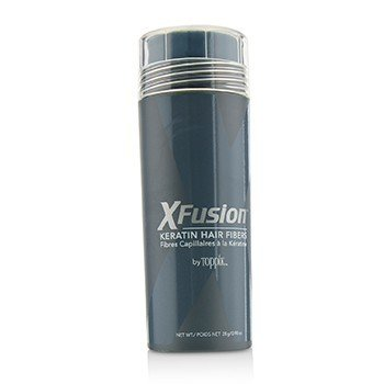 XFUSION KERATIN HAIR FIBERS - # LIGHT BROWN  28G/0.98OZ