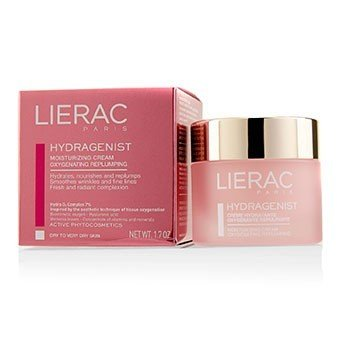 LIERAC HYDRAGENIST MOISTURIZING CREAM (FOR DRY TO VERY DRY SKIN)  50ML/1.7OZ