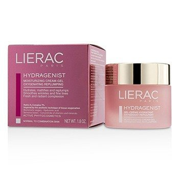 LIERAC HYDRAGENIST MOISTURIZING CREAM-GEL (FOR NORMAL TO COMBINATION SKIN)  50ML/1.8OZ
