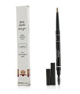 SISLEY PHYTO SOURCILS DESIGN 3 IN 1 BROW ARCHITECT PENCIL - # 1 CAPPUCCINO  2X0.2G/0.007OZ
