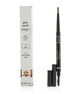 SISLEY PHYTO SOURCILS DESIGN 3 IN 1 BROW ARCHITECT PENCIL - # 2 CHATAIN  2X0.2G/0.007OZ