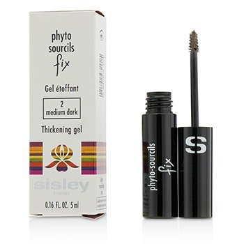 SISLEY PHYTO SOURCILS FIX THICKENING GEL - # 2 MEDIUM DARK  5ML/0.16OZ