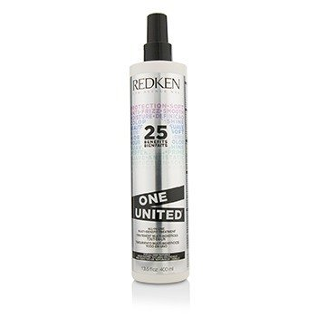 REDKEN ONE UNITED ALL-IN-ONE MULTI-BENEFIT TREATMENT (FOR ALL HAIR TEXTURES)  400ML/13.5OZ