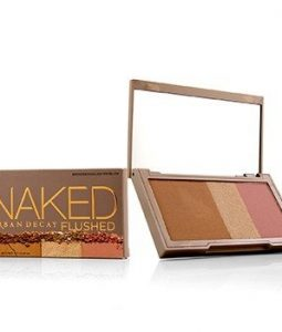 URBAN DECAY NAKED FLUSHED - STRIP (1X BLUSH, 1X BRONZER, 1X HIGHLIGHTER)  14G/0.49OZ