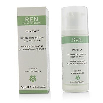 REN EVERCALM ULTRA COMFORTING RESCUE MASK 4224  50ML/1.7OZ