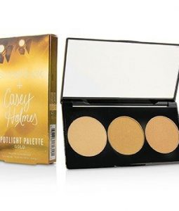 SMASHBOX CASEY HOLMES SPOTLIGHT PALETTE - GOLD  8.61G/0.3OZ