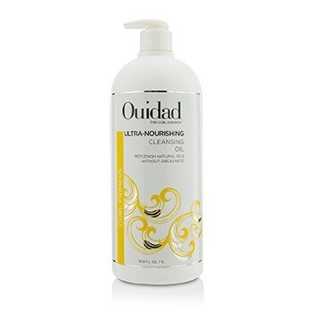 OUIDAD ULTRA-NOURISHING CLEANSING OIL (CURL PRIMERS)  1000ML/33.8OZ