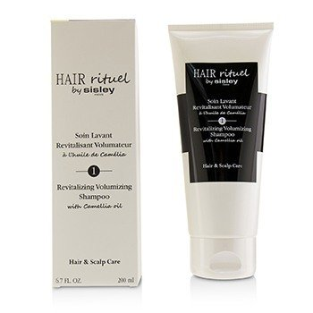 SISLEY HAIR RITUEL BY SISLEY REVITALIZING VOLUMIZING SHAMPOO WITH CAMELLIA OIL  200ML/6.7OZ
