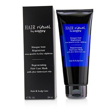 SISLEY HAIR RITUEL BY SISLEY REGENERATING HAIR CARE MASK WITH FOUR BOTANICAL OILS  200ML/6.7OZ