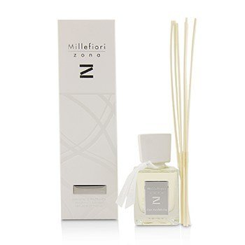 MILLEFIORI ZONA FRAGRANCE DIFFUSER - ROSE MADELAINE (NEW PACKAGING)  100ML/3.38OZ