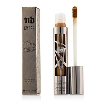 URBAN DECAY ALL NIGHTER WATERPROOF FULL COVERAGE CONCEALER - # DEEP (NEUTRAL)  3.5ML/0.12OZ