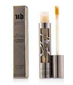 URBAN DECAY ALL NIGHTER WATERPROOF FULL COVERAGE CONCEALER - # FAIR (NEUTRAL)  3.5ML/0.12OZ