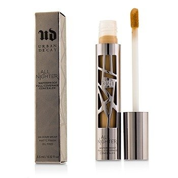URBAN DECAY ALL NIGHTER WATERPROOF FULL COVERAGE CONCEALER - # MEDIUM DARK (NEUTRAL)  3.5ML/0.12OZ