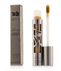 URBAN DECAY ALL NIGHTER WATERPROOF FULL COVERAGE CONCEALER - # DARK (NEUTRAL)  3.5ML/0.12OZ