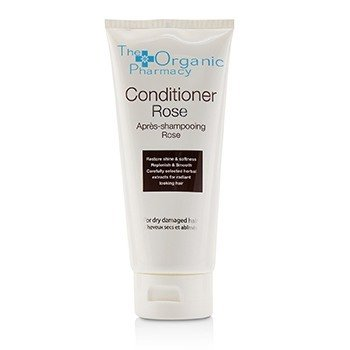 THE ORGANIC PHARMACY ROSE CONDITIONER (FOR DRY DAMAGED HAIR)  200ML/6.76OZ