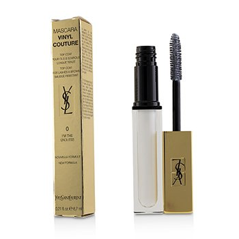 YVES SAINT LAURENT MASCARA VINYL COUTURE - # 0 I'M THE ENDLESS  6.7ML/0.21OZ