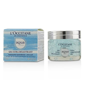L'OCCITANE AQUA REOTIER ULTRA THIRST-QUENCHING GEL  50ML/1.5OZ