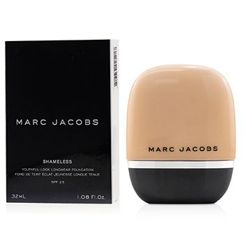 MARC JACOBS SHAMELESS YOUTHFUL LOOK LONGWEAR FOUNDATION SPF25 - # MEDIUM R300  32ML/1.08OZ