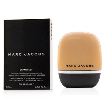 MARC JACOBS SHAMELESS YOUTHFUL LOOK 24 H FOUNDATION SPF25 - # MEDIUM Y390  32ML/1.08OZ