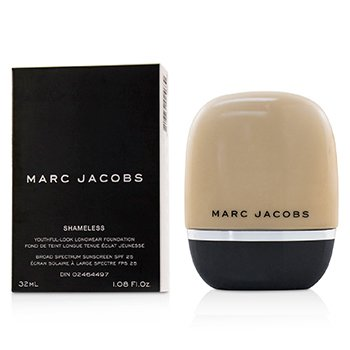 MARC JACOBS SHAMELESS YOUTHFUL LOOK 24 H FOUNDATION SPF25 - # LIGHT Y270  32ML/1.08OZ