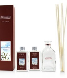 THE CANDLE COMPANY (CARROLL & CHAN) REED DIFFUSER - CLEAN COTTON  200ML/6.76OZ