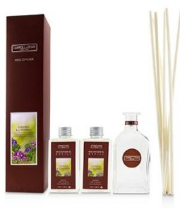 THE CANDLE COMPANY (CARROLL & CHAN) REED DIFFUSER - GERANIOL & CITRONELLA  200ML/6.76OZ
