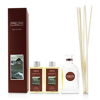 THE CANDLE COMPANY (CARROLL & CHAN) REED DIFFUSER - ISH-KA  200ML/6.76OZ