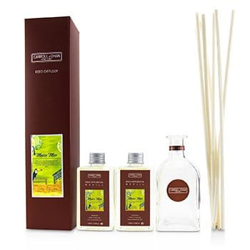 THE CANDLE COMPANY (CARROLL & CHAN) REED DIFFUSER - MOJITO MOJO  200ML/6.76OZ