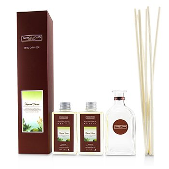 THE CANDLE COMPANY (CARROLL & CHAN) REED DIFFUSER - TROPICAL FOREST  200ML/6.76OZ