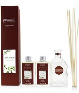 THE CANDLE COMPANY (CARROLL & CHAN) REED DIFFUSER - WHITE JASMINE  200ML/6.76OZ