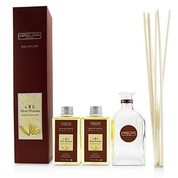 THE CANDLE COMPANY (CARROLL & CHAN) REED DIFFUSER - WHITE MICHELIA  200ML/6.76OZ
