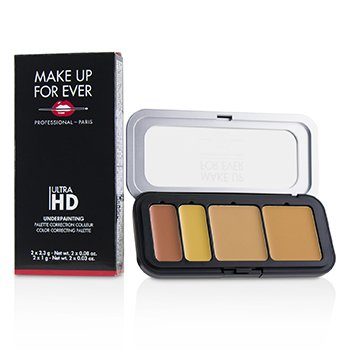 MAKE UP FOR EVER ULTRA HD UNDERPAINTING COLOR CORRECTING PALETTE - # 40 TAN  6.6G/0.23OZ