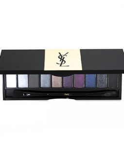 YVES SAINT LAURENT COUTURE VARIATION 10 COLOR EYE PALETTE - # 02 TUXEDO  6.5G/0.22OZ