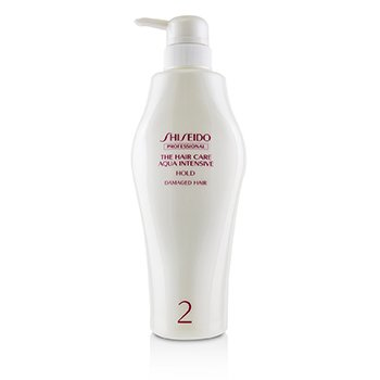 SHISEIDO THE HAIR CARE AQUA INTENSIVE HOLD (DAMAGED HAIR)  500ML/16.9OZ
