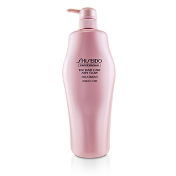 SHISEIDO THE HAIR CARE AIRY FLOW TREATMENT (UNRULY HAIR)  1000G/33.8OZ