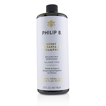 PHILIP B SCENT OF SANTA FE SHAMPOO (BALANCING SOOTHING - ALL HAIR TYPES)  947ML/32OZ