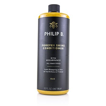 PHILIP B FOREVER SHINE CONDITIONER (WITH MEGABOUNCE - ALL HAIR TYPES)  947ML/32OZ