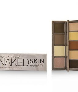 URBAN DECAY NAKED SKIN SHAPESHIFTER CONTOUR, COLOR CORRECT, HIGHLIGHT PALETTE - # MEDIUM DARK SHIFT  -