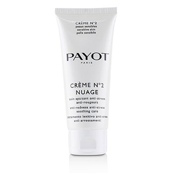 PAYOT CREME N°2 NUAGE ANTI-REDNESS ANTI-STRESS SOOTHING CARE (SALON SIZE)  100ML/3.3OZ
