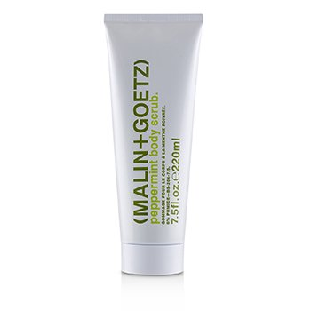 MALIN+GOETZ PEPPERMINT BODY SCRUB  220ML/7.5OZ