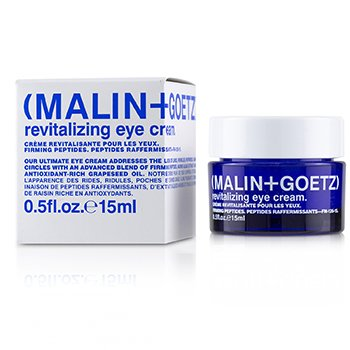 MALIN+GOETZ REVITALIZING EYE CREAM  15ML/0.5OZ